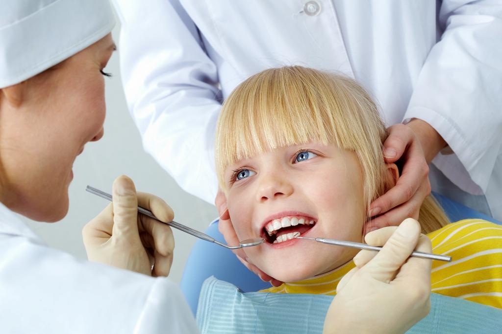 讓孩子不再害怕看牙的三個方式